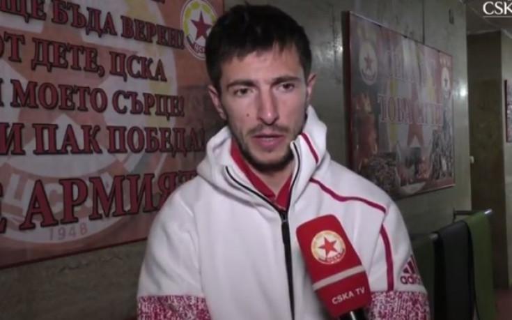 Манолев: ЦСКА единствен може да се противопостави на Лудогорец