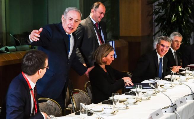 Европа срещу решението за Йерусалим, Нетаняху в Брюксел