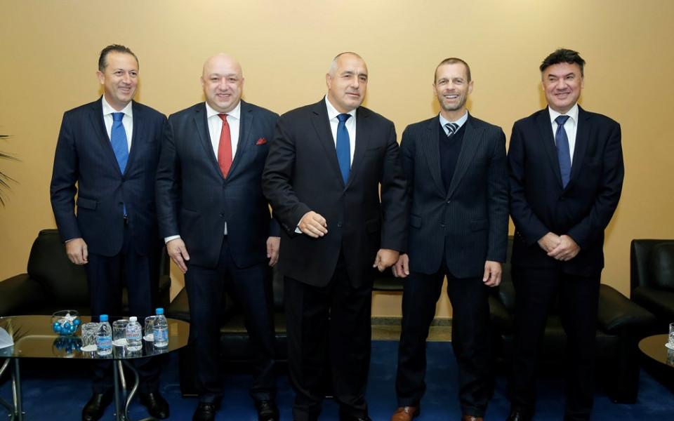 Красен Кралев: Доволни сме от сътрудничеството с БФС