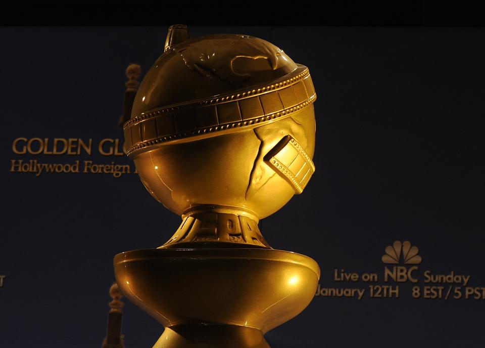 златен глобус