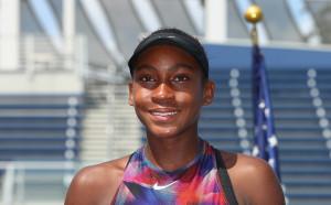 Запознайте се с Кори Гауф - 13-годишното дете-чудо на тениса