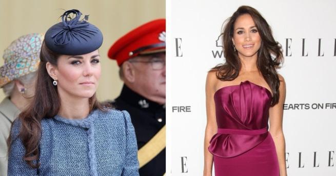 Херцогинята на Кеймбридж Кейт Мидълън приветства новината, която преди седмици