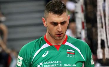 Цецо Соколов най-резултатен за победата на Кучине Лубе срещу Модена