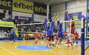 Новият носител на Купата на България по волейбол става ясен днес