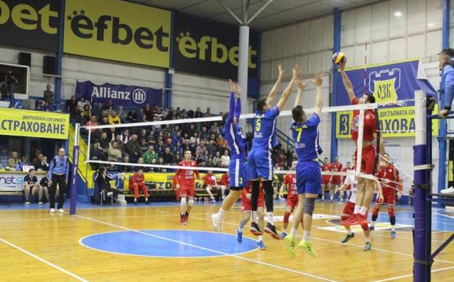 Монтана и ЦСКА вече си осигуриха място във финалния турнир