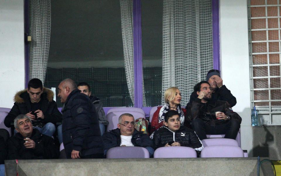 В снимки: Пътят на Славия до полуфинала