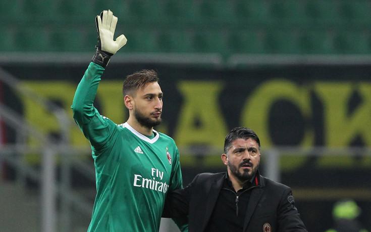 Райола: Донарума трябва да се измете от Милан