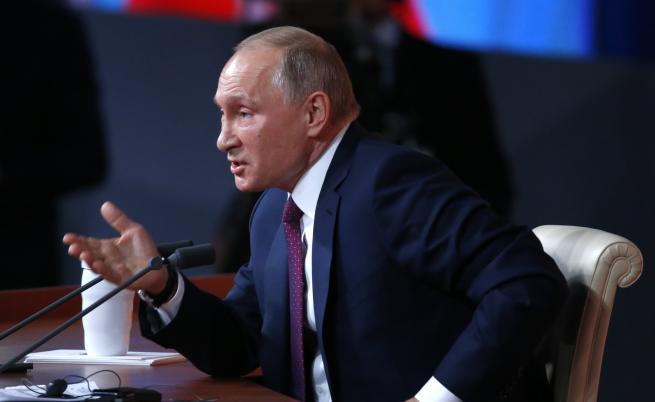 Путин: Митът за ръчното управление на Русия е силно преувеличен