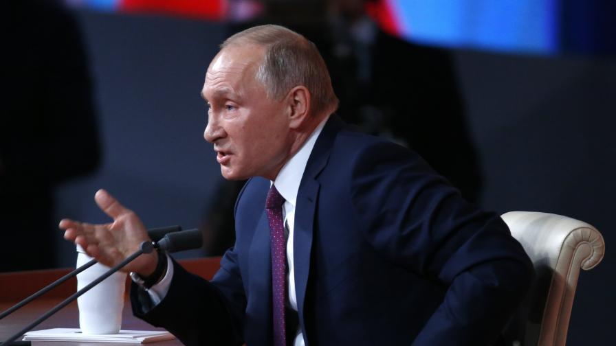Путин за мита за управлението на Русия