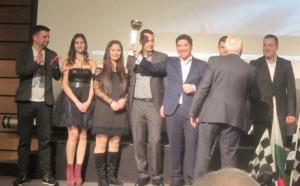 БФАС награди призьорите за 2017