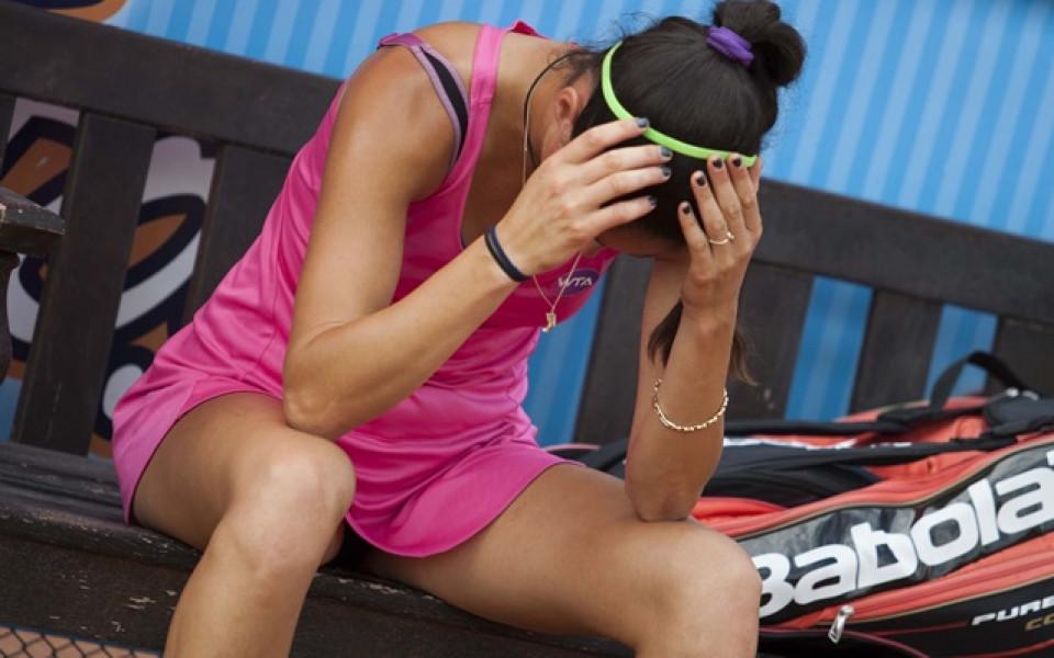 Шиникова загуби на финала в Тунис