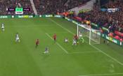 УБА - Ман. Юнайтед 0:2 /първо полувреме/