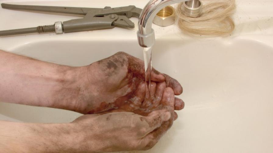 Ето как да си мием ефикасно ръцете