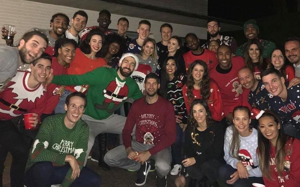 Пълна доза истински баскетбол в дните до Коледа