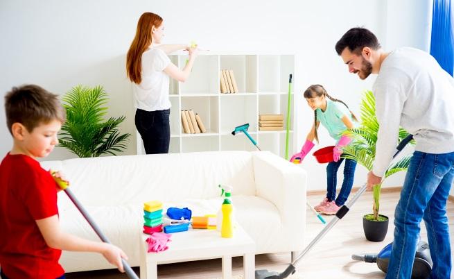 5 неща, които да чистите всяка седмица и 5, които да не