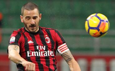 Агентите на Бонучи договориха раздялата с Милан