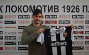 Филип Михалевич стана Играч на мача между Етър и Локо Пд