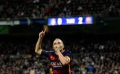 Иниеста се сбогува с Шампионска лига с рекорд