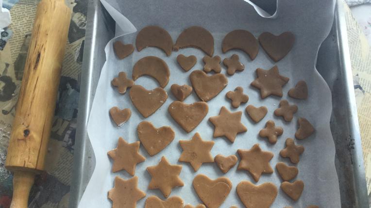 Коледните рецепти на Катето Евро: Коледни бисквити