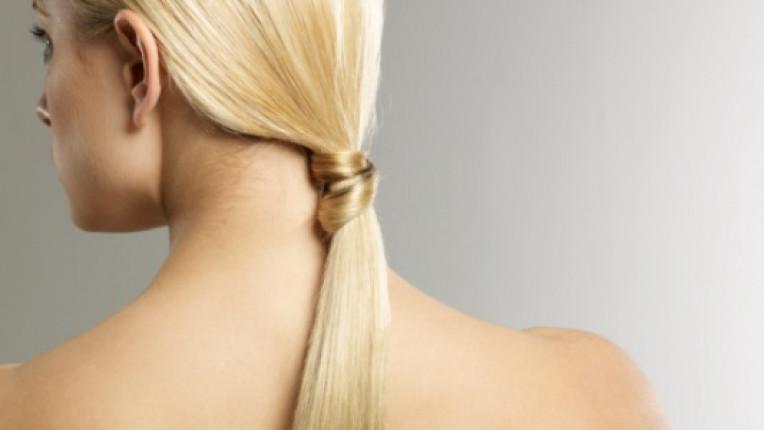 коса прическа
