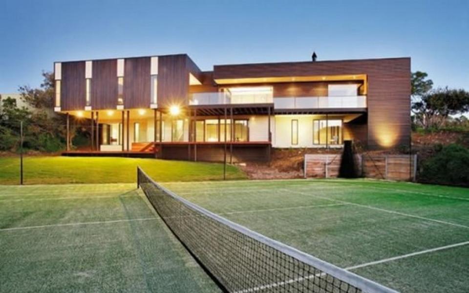 Вижте всички луксозни къщи на Роджър Федерер
