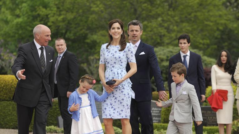 Как поддържа фигурата си една от най-красивите кралски особи в света - след 4 деца и почти никакво свободно време!