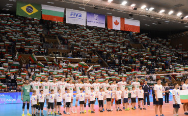Волейболните национали с открита тренировка в сряда