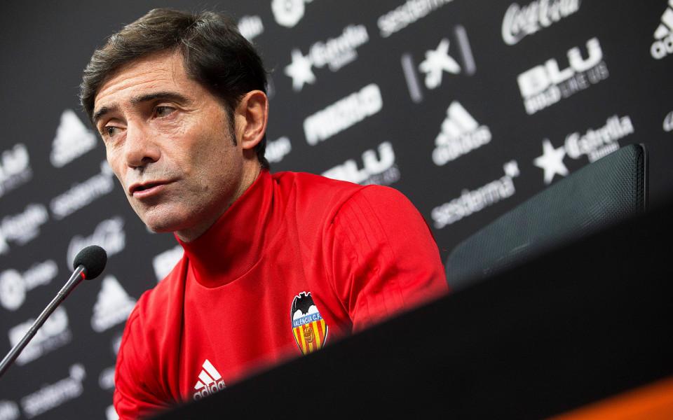 Марселино остава треньор на Валенсия