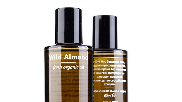 Свежо бадемово масло – за да имаме най-красивата кожа