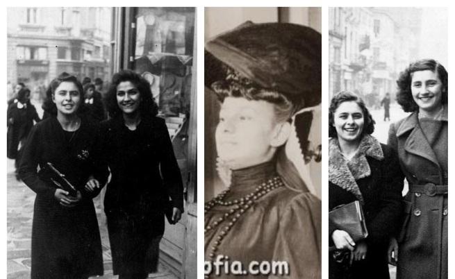 Как са изглеждали жените в София преди близо 100 години (СНИМКИ)