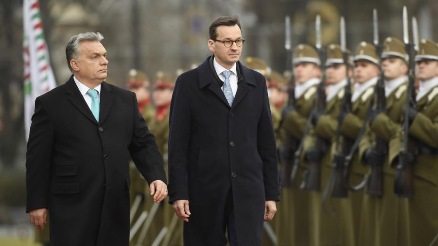 Унгария и Полша: ЕС се провали с мигрантите