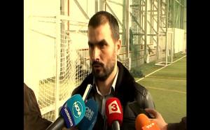 Кристиян Добрев: Целта е оставане в елита