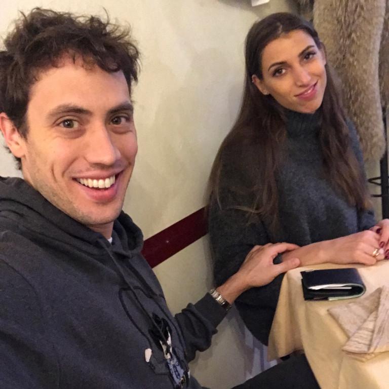 Елица Василева и Александър Атанасиевич<strong> източник: instagram.com/eci_/</strong>