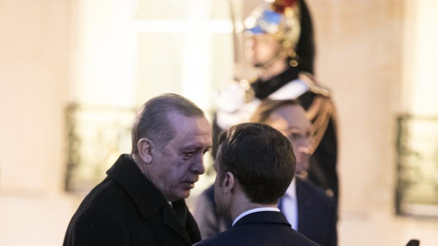 Обсъдиха нов тип отношения между Турция и ЕС