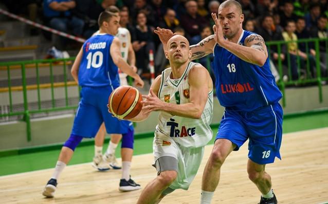 БК Берое - БК Левски Лукойл източник: facebook.com/Beroebasketball/