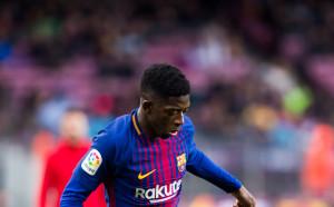 Дембеле се завръща сред титулярите на Барселона