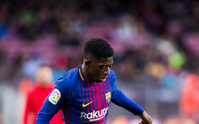 Футболистът на Барселона Жорди Алба разкри, че съотборникът му Усман