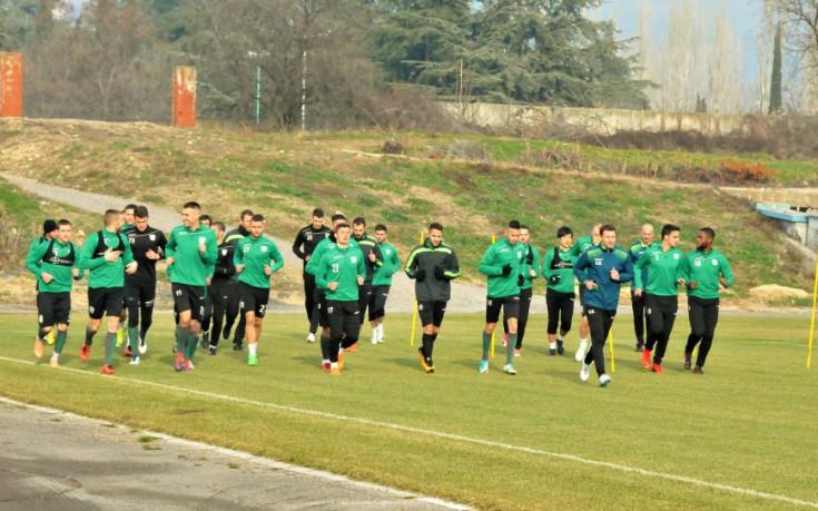 Берое започна с 24 футболисти, един е нов, а друг на проби