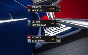 Обзор на мачовете от НБА, 8 януари 2018