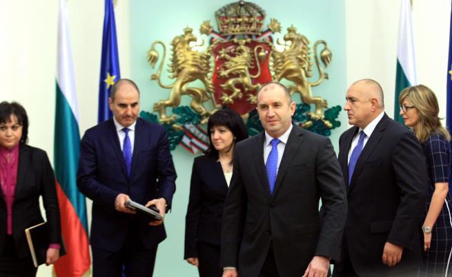 Вътрешната и външната сигурност обсъжда КСНС при президента