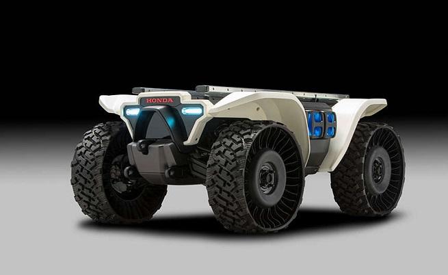 Роботите на Honda дават нови измерения на изкуствения интелект