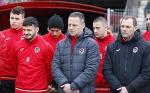 Додич:  Момчетата ги чака тежка подготовка, защото целта е Първа лига