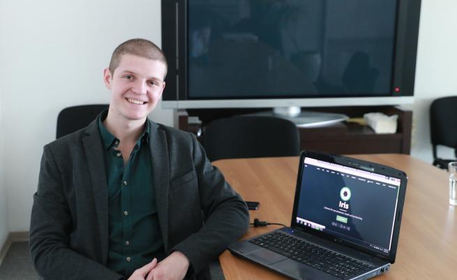 Млад българин създаде софтуер, който се използва в цял свят