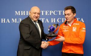 Григор Григоров смени навигатора си, гони високи цели