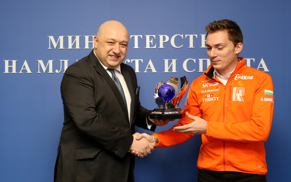 Григор Григоров и Даниел Миленков с купи на ФИА