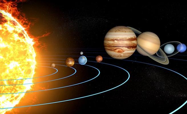 Колко бихме оцелели на всяка планета от Слънчевата система