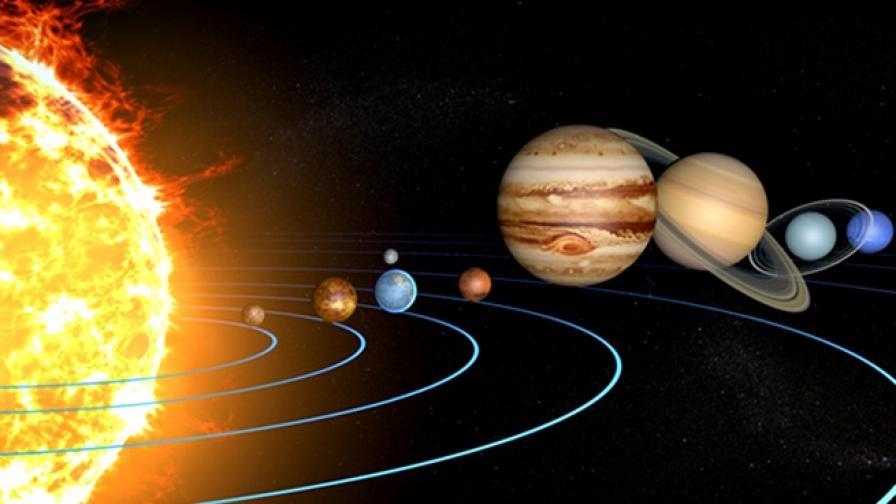 Колко бихме оцелели на всяка планета в Слънчевата система