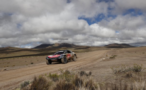 Карлос Сайнц спечели първия етап на рали Дакар в Боливия