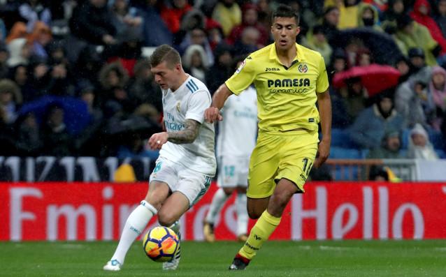 Реал Мадрид записа поражение с 0:1 от Виляреал на своя
