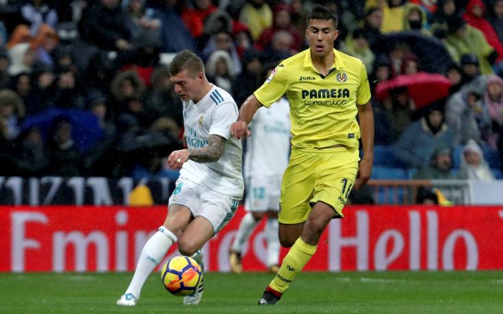 Реал плати скъпо за пропуските си срещу Виляреал